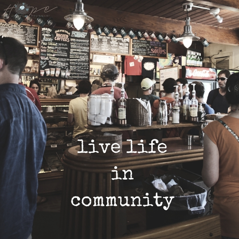 live life in community (1)