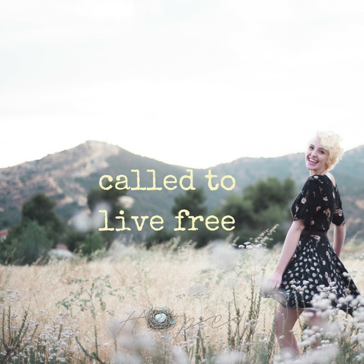 called to live free
