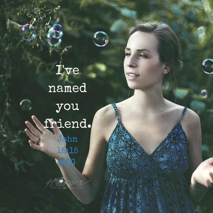 I've named youfriend.