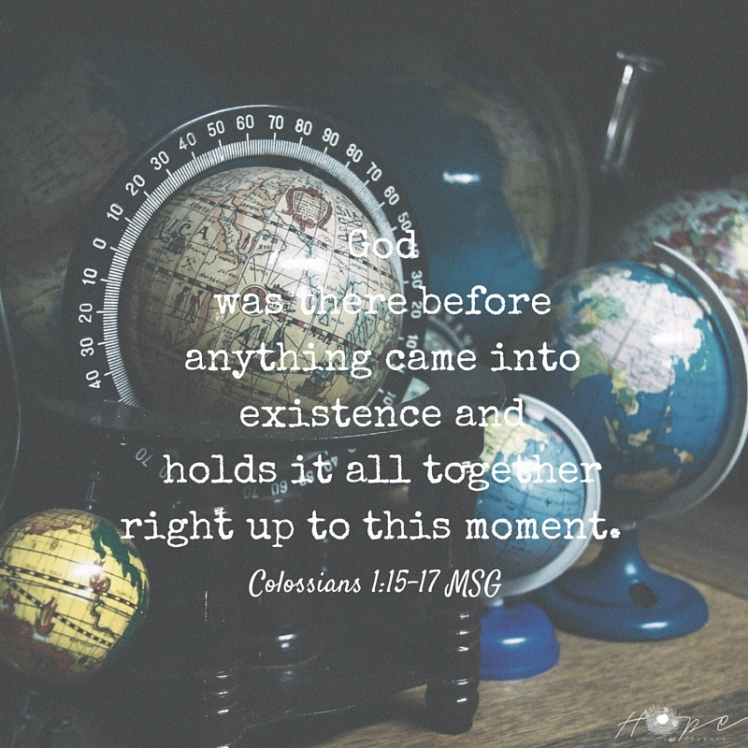 Colossians 1-15-17