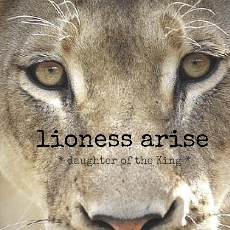 lioness arise