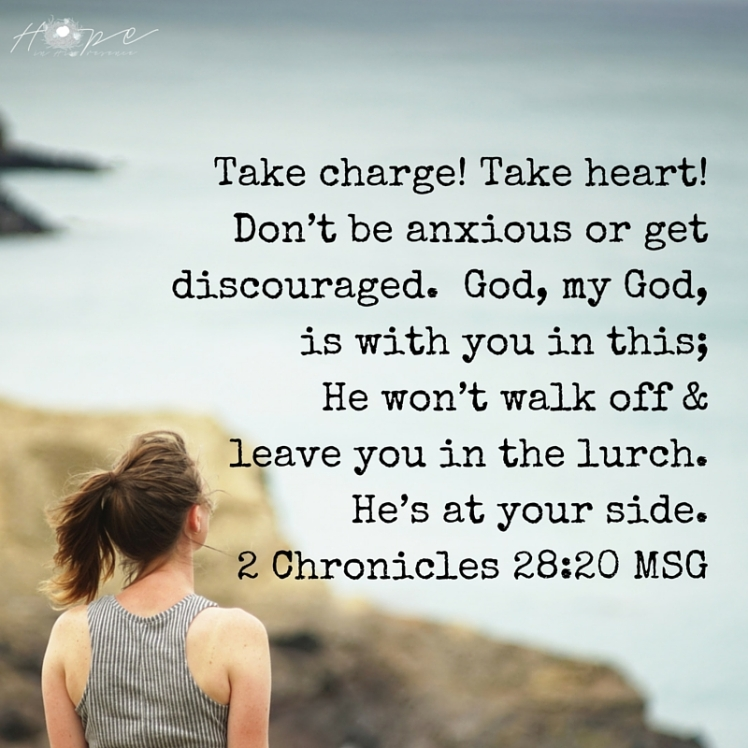 2 chronicles 28-20 MSG