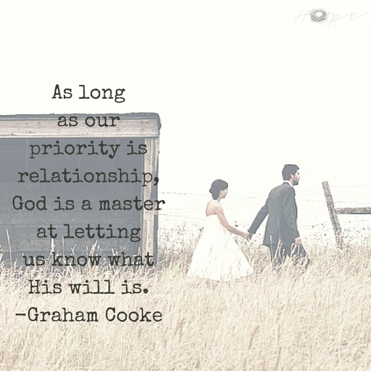 Graham Cooke relationship quote