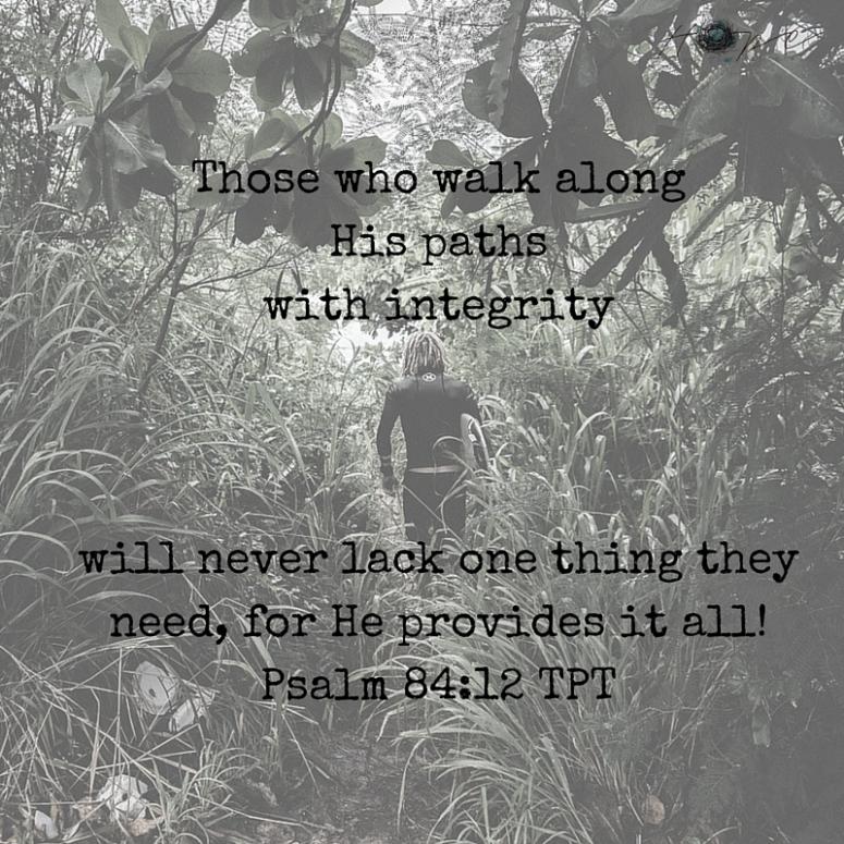 Psalm 84-12 TPT