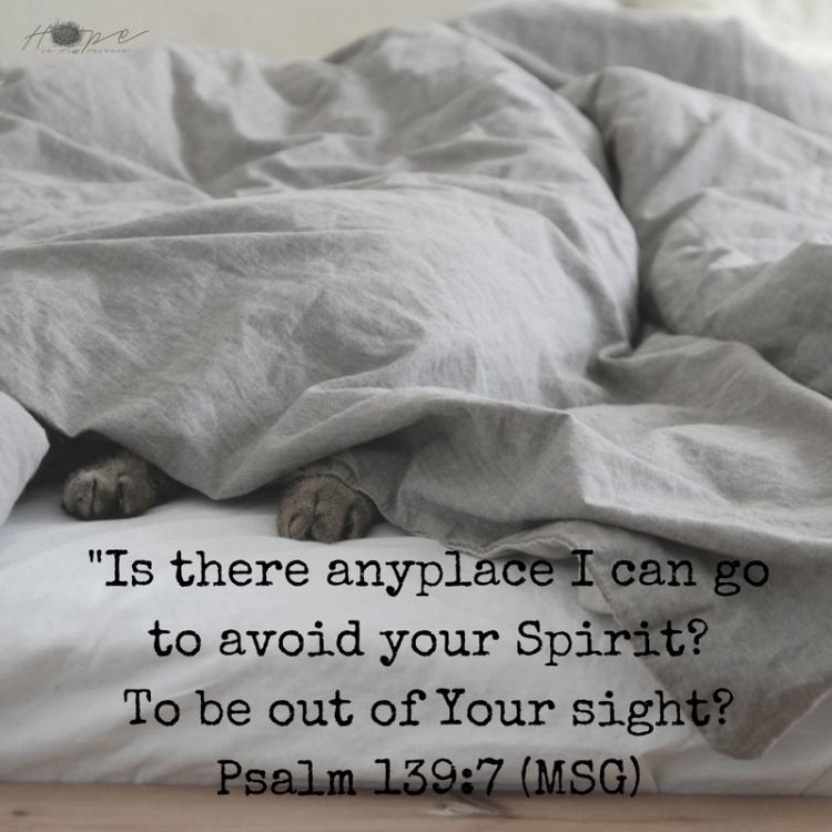 Psalm 139-7