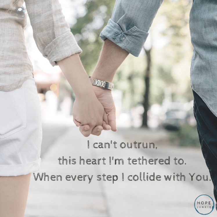 tethered hearts